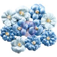 Prima Marketing - Santorini Mulberry Paper Flowers - Athinios