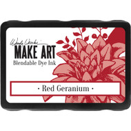 Wendy Vecchi Dye Ink Pad - Red Geranium