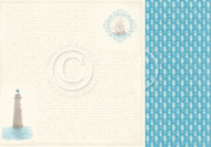 Pion Design - Seaside Stories - Message In A Bottle (PD16005)