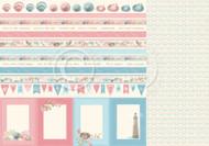 Pion Design - Seaside Stories - Borders (PD16011)