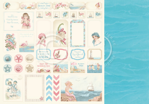 Pion Design - Seaside Stories - Cut Outs (PD16012)