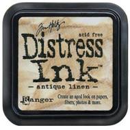 Distress Ink Pad - ANTIQUE LINEN