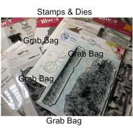 Grab Bag Surprise Packet - Stamp Set