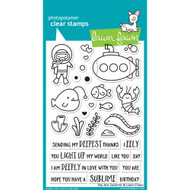Lawn Fawn You Are Sublime Stamp Set (LF1686)