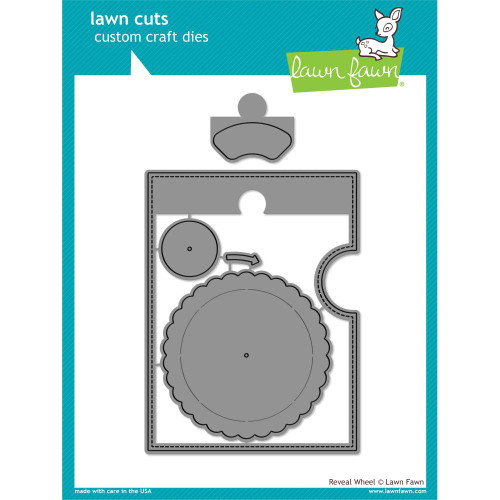 Lawn Fawn Reveal Wheel Lawn Cut (LF1703)