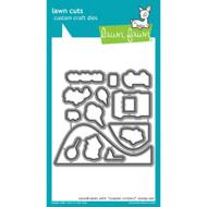 Lawn Fawn Coaster Critters Lawn Cut (LF1695)
