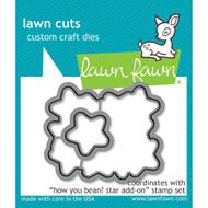 Lawn Fawn How You Bean? Stars Lawn Cut (LF1691)