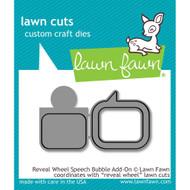Lawn Fawn Reveal Wheel Speech Bubble Lawn Cut (LF1702)