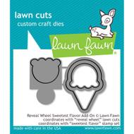 Lawn Fawn Reveal Wheel Sweetest Flavor Lawn Cut (LF1700)