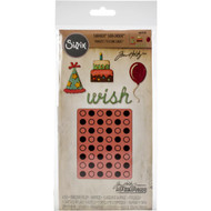 Sizzix Sidekick Side-Order Set By Tim Holtz - Birthday (662703)