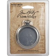 "Tim Holtz Idea-Ology Pocket Watch Frame 2"" (TH929102)"