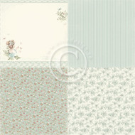 Pion Design - Life Is Peachy - 6 x 6 Butterfly Charmer