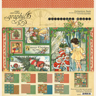 Graphic 45 - Christmas Magic - 12 x 12 Collection Pack (4501735)