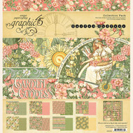 Graphic 45 - Garden Goddess - 12 x 12 Collection Pack
