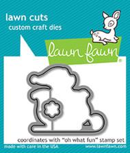 Lawn Fawn Oh What Fun Lawn Cuts