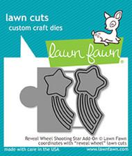Lawn Fawn Reveal Wheel Shooting Star Add-On Lawn Cuts