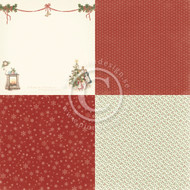 Pion Design - Let's Be Jolly - 6 x 6 A Joyous Christmas