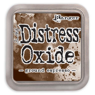 Tim Holtz Distress Oxide Ink - Ground Espresso