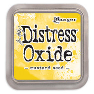 Tim Holtz Distress Oxide Ink - Mustard Seed