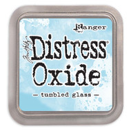 Tim Holtz Distress Oxide Ink - Tumbled Glass
