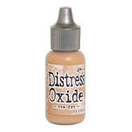 Tim Holtz Distress Oxide Reinkers - Tea Dye