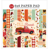 Carta Bella Fall Break 6 x 6 Paper Pad
