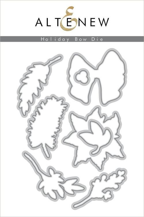 Altenew - Holiday Bow Die