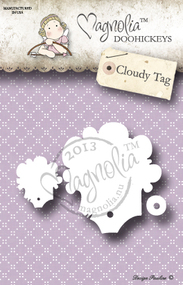 Magnolia DooHickey Cloudy Tag