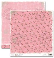 Magnolia 12 x 12 Paper - Sea Breeze - GRANMA'S ROSE GARDEN