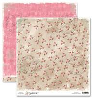 Magnolia 12 x 12 Paper - Sea Breeze - GRANDPA'S ROSE GARDEN