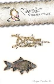 Magnolia Stamps FISH KIT - Sea Breeze 2013