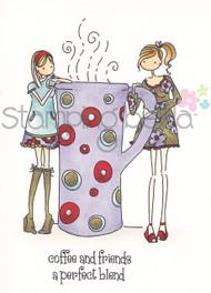 Stamping Bella Uptown Girls Clarissa