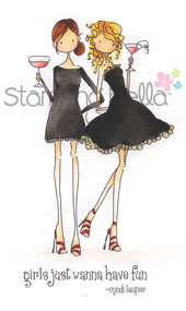 Stamping Bella Uptown Girls Victoria