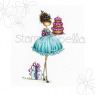 Stamping Bella - Uptown Girls - Ava Loves To Celebrate