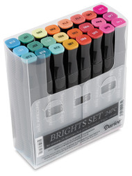 New Spectrum Noir Markers 24 pack - BRIGHTS