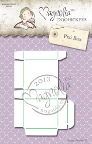 Magnolia Stamps DooHickey 126 - Lost & Found - Pixi Box
