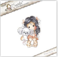 Magnolia Stamps - Tilda with Millie the Mouse