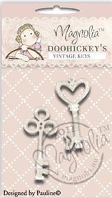 Magnolia Stamps DooHickey Vintage Keys
