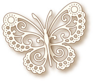 Wild Rose Studio Cutting Die Butterfly Lace