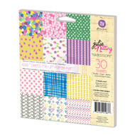 Prima Marketing by Julie Nutting 6 x 6 Dress Me up Paper Pad