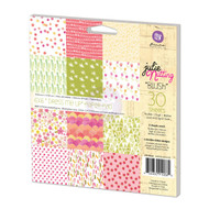 Prima Marketing by Julie Nutting 6 x 6 Dress Me up Paper Pad Blush