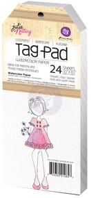 Prima Marketing Watercolor Tag Pad