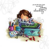 Stamping Bella - Uptown Girls - Callista Loves to Craft