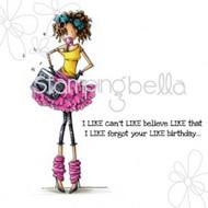 Stamping Bella - Uptown Girls - Farrah Loves Flashdance