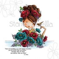 Stamping Bella - Uptown Girls - Fiona Loves Flowers