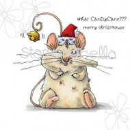 Stamping Bella - Christmas Mouse