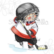 Mo Manning by Stamping Bella Hockey
