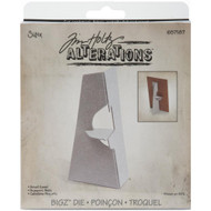 SIZZIX-Bigz Die by Tim Holtz Alterations Small Easel