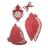 Spellbinders Lattice Ornaments (S3-222)