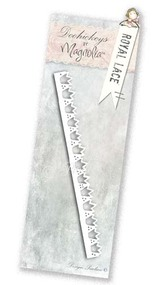 Magnolia Stamps DooHickey 055 - Prince & Princess - Royal Lace